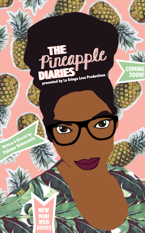 The Pineapple Diaries - Eyes with Glasses
