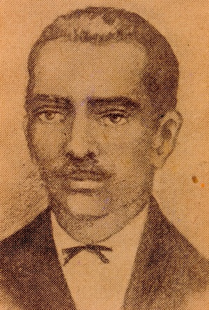 One of the brothers, Jose Joaquin Puello. By Unknown - Enciclopedia de Historia y Cultura del Caribe.